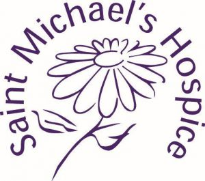 Saint Michael's Hospice Logo