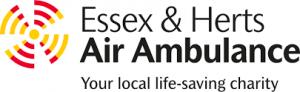 Essex & Herts Air Ambulance Logo